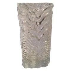 Rosenthal Glass Vase by Martin Freyer, Germany, 1960's