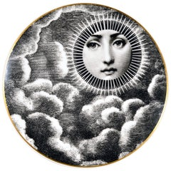Rosenthal Piero Fornasetti Themes and Variations Motiv 18, 1980s