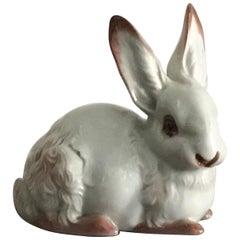 Rosenthal Porcelain Rabbit 1960 Germany