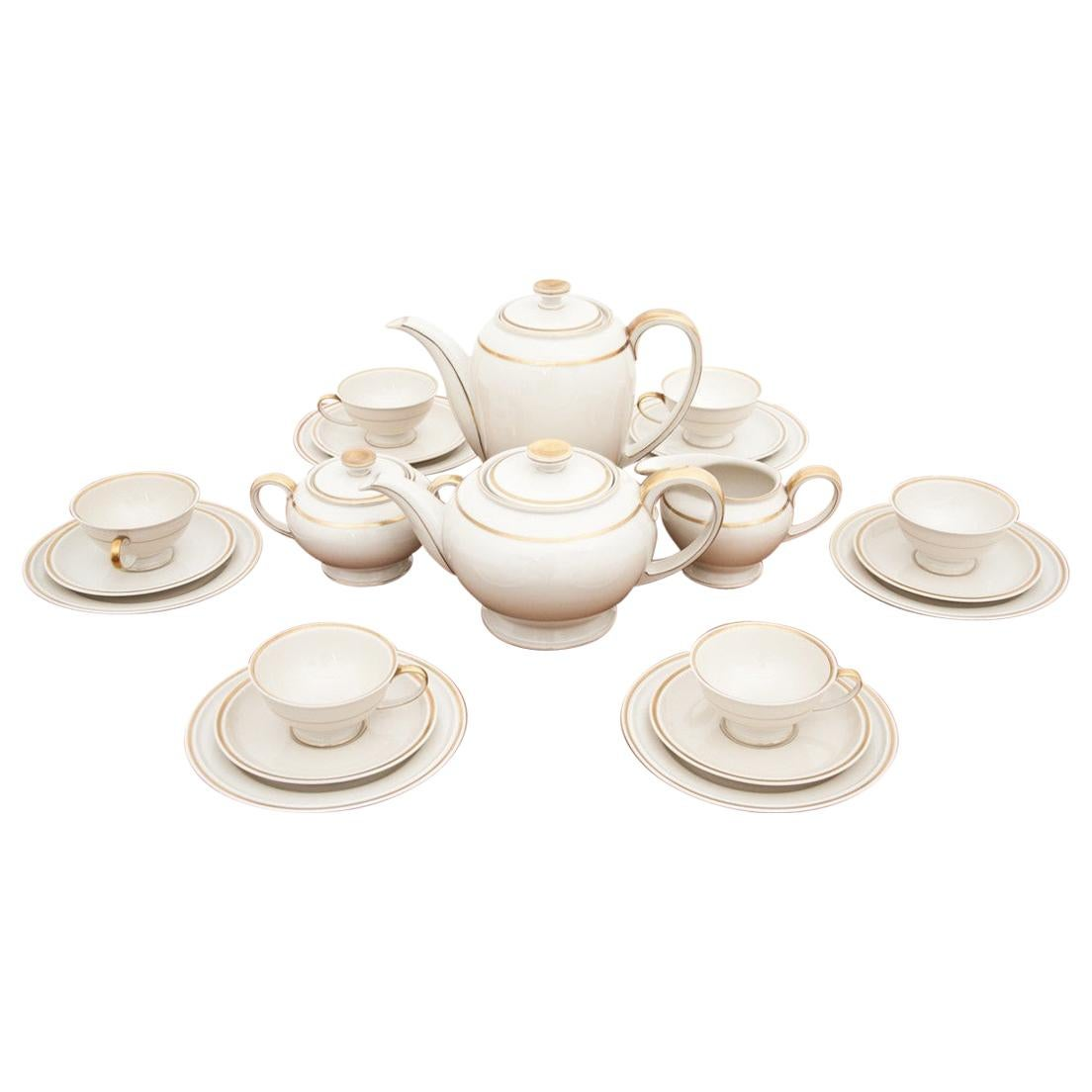 Rosenthal Tea Service for 6 People