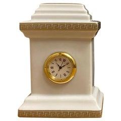 Rosenthal Versace Gorgona Small Table Clock