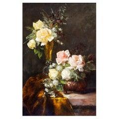 Roses, Margaretha Hormuth-Kallmorgen, 1857 - 1916