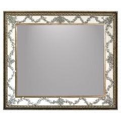 Rosetta Frame Mirror by Studio Caiafa