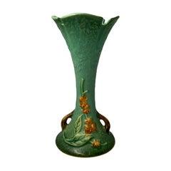 Roseville Pottery Bittersweet Flower Vase
