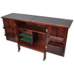Rosewood Bar Cabinet by Torbjørn Afdal