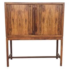Rosewood Bar Cabinet by Torbjørn Afdal for Mellemstrands Møbelfabrik, Norway, 19