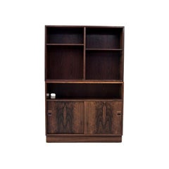 Rosewood Bookcase, Danish Design, 1960s