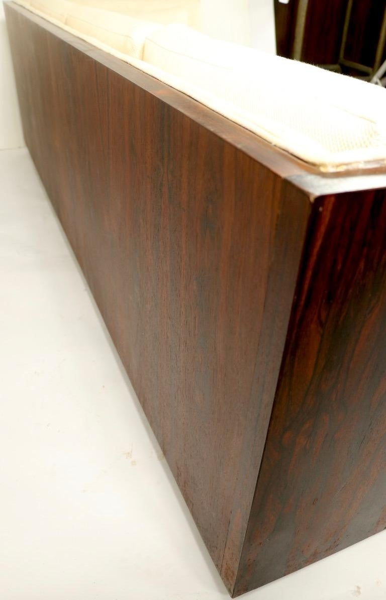 Rosewood Box Sofa by Baughman for Thayer Coggin 3