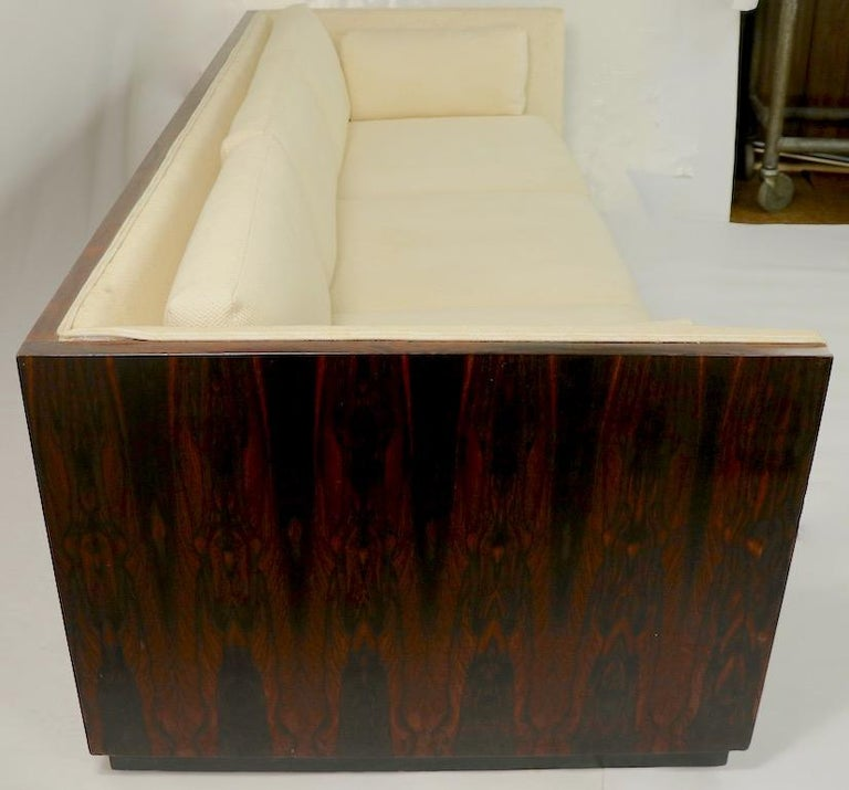 Rosewood Box Sofa by Baughman for Thayer Coggin 4