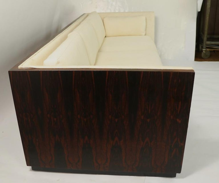Rosewood Box Sofa by Baughman for Thayer Coggin 5