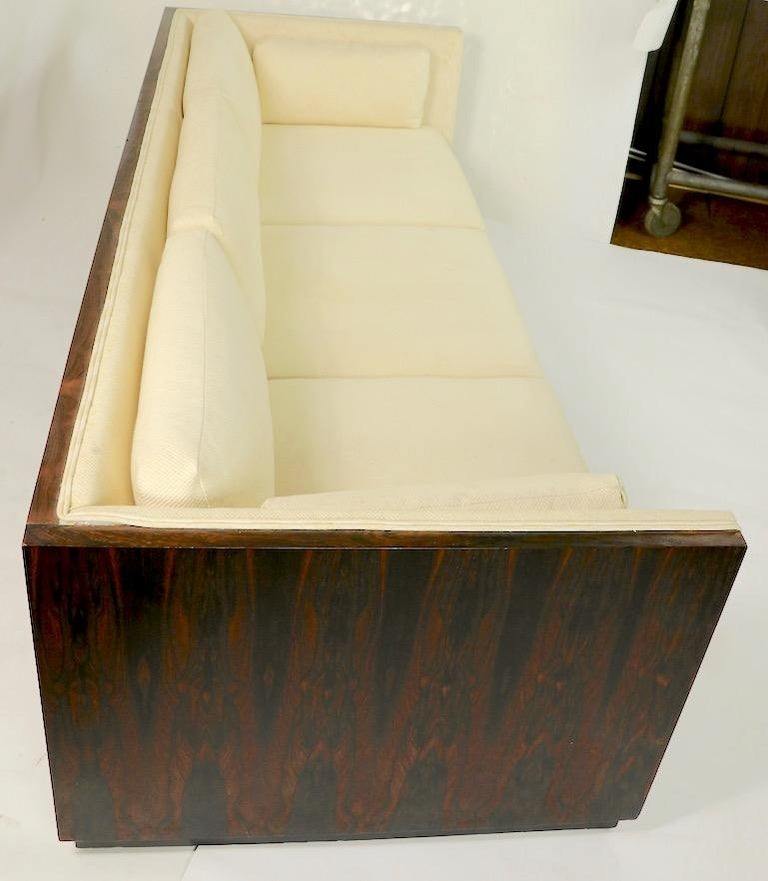 Rosewood Box Sofa by Baughman for Thayer Coggin 9