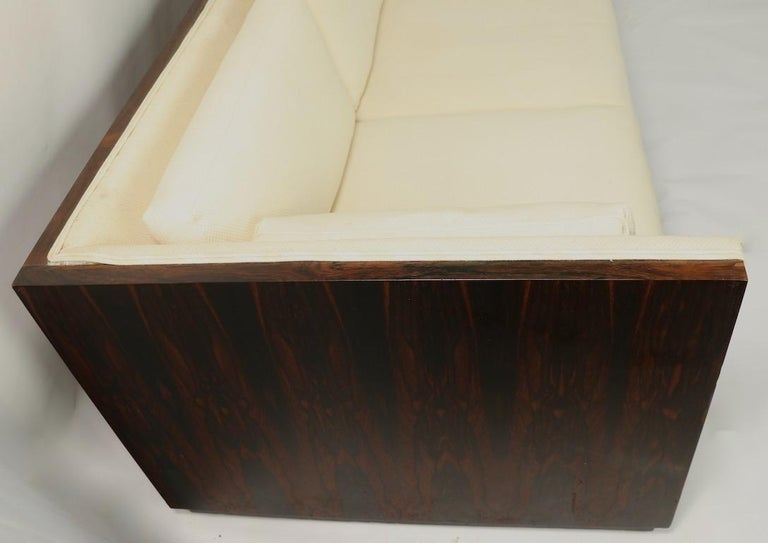 Rosewood Box Sofa by Baughman for Thayer Coggin 1