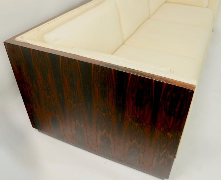 Rosewood Box Sofa by Baughman for Thayer Coggin 2