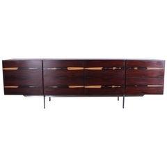 Rosewood Cabinet attributed to Ib Kofod-Larsen