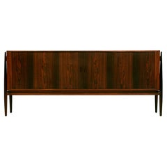 Rosewood Cabinet by Niels Vodder 1954