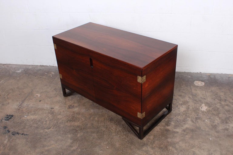Rosewood Cabinet by Svend Langkilde For Sale 6