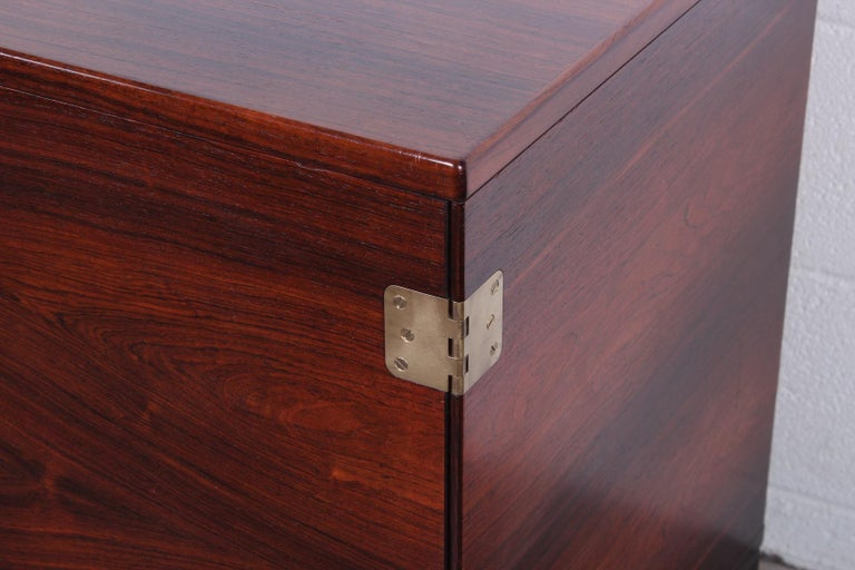 Rosewood Cabinet by Svend Langkilde For Sale 1