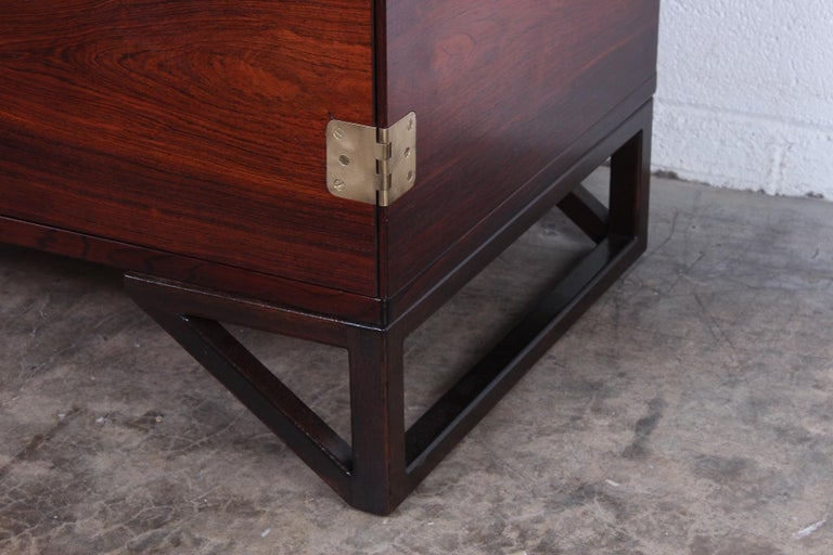 Rosewood Cabinet by Svend Langkilde For Sale 2