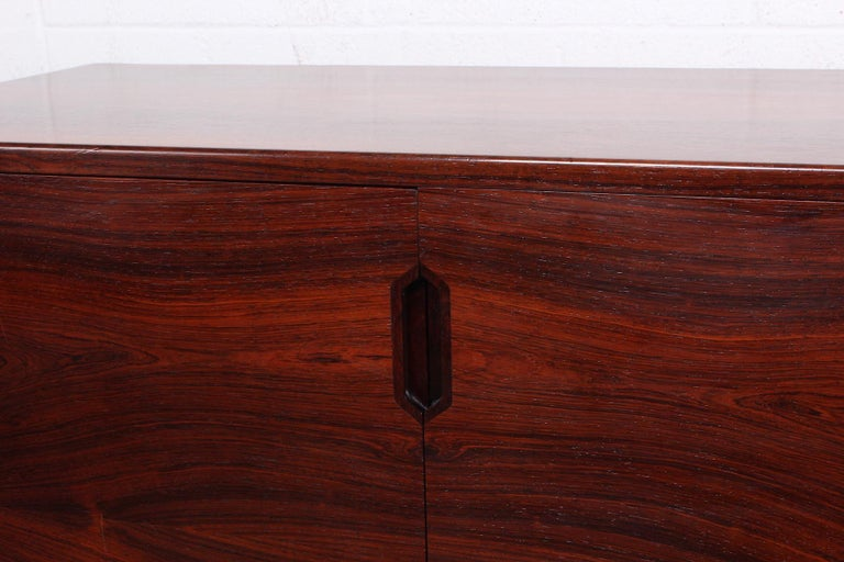 Rosewood Cabinet by Svend Langkilde For Sale 3