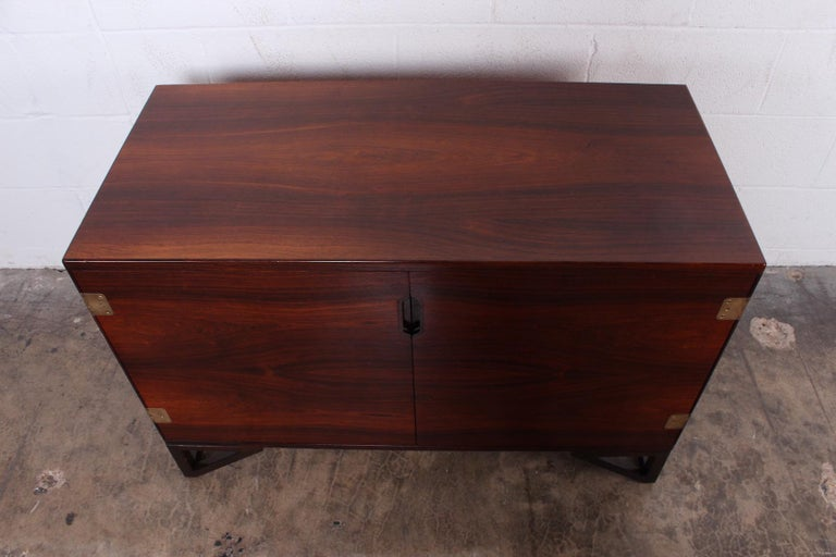 Rosewood Cabinet by Svend Langkilde For Sale 5