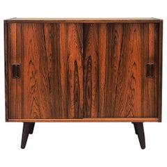 Rosewood Cabinet, Danish Design, 1960s, Designer Thorsø