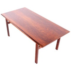 "Rosewood ""CAPELLA"" Coffee Table, Illum Wikkelso"