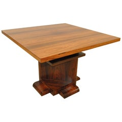 Rosewood Centre Table by Larry Lazlo/Bexley Heath for Widdicomb Numbered 25/100