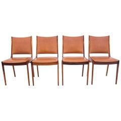 Rosewood Chairs, Danish Design, 1960s