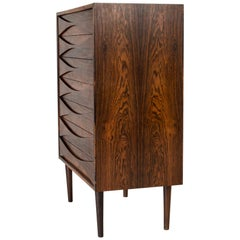 Rosewood Chest of Drawers by Arne Vodder