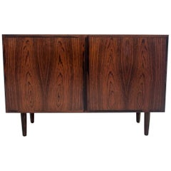 Rosewood Chest of Drawers, Omann Jun, Danish Design, 1960s