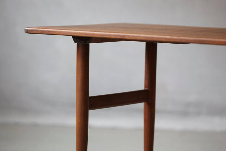 Danish Rosewood Coffee Table by Kurt Østervig for Jason Møbler, 1960s For Sale