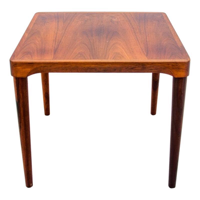 Rosewood Coffee Table, Danish Design, 1960s