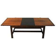 Rosewood Coffee Table Sari by Torbjørn Afdal for Bruksbo, Norway, 1962