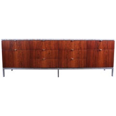 Rosewood Credenza by Florence Knoll