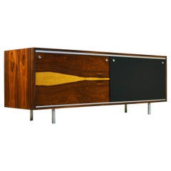 Rosewood Credenza by George Nelson