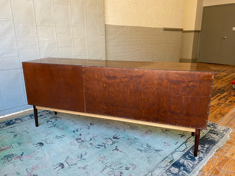 Rosewood Credenza by Maurice Villency 5
