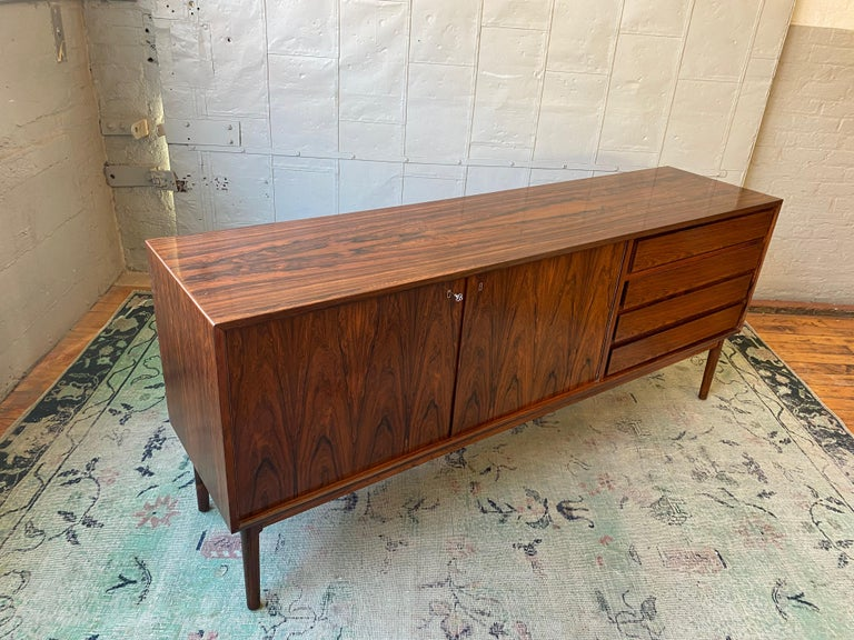 Rosewood Credenza by Maurice Villency 2