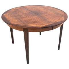 Rosewood Danish Dining Table