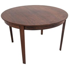 Rosewood Danish Dining Table Restored