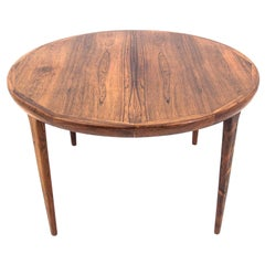 Rosewood Danish Dining Table from Spottrup
