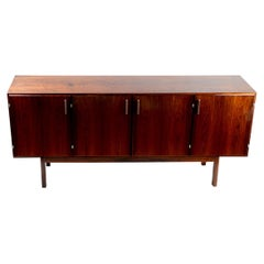 Rosewood Danish Modern Credenza by Axel Christensen for ACO Mobler