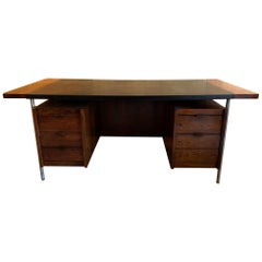 Rosewood Desk by Sven Ivar Dysthe