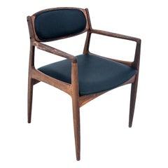 Rosewood Desk Chair, Danish Design, 1960s