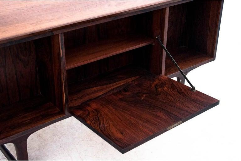 Rosewood Desk, Denmark, 1960s For Sale 1
