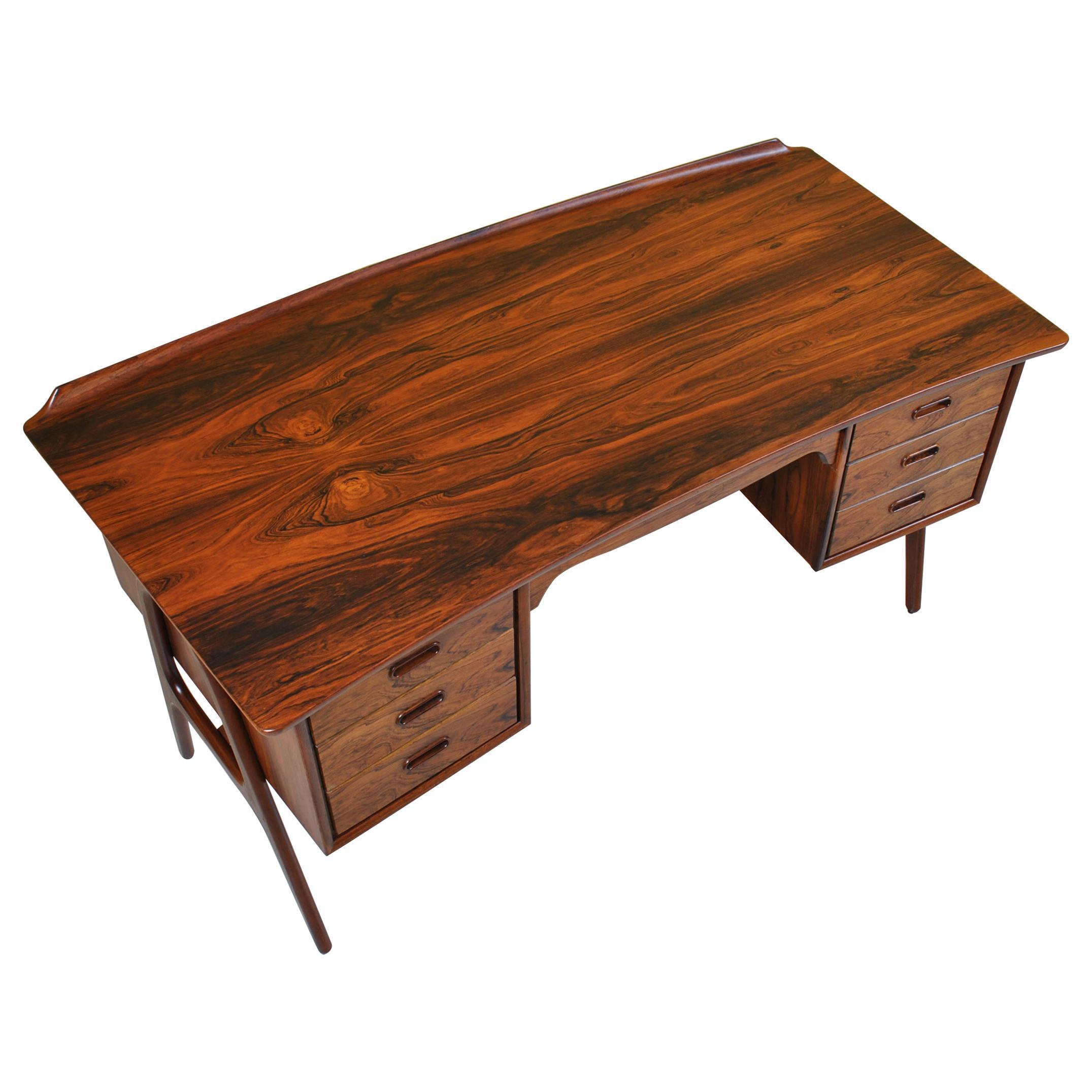 Rosewood Desk, Svend Aage Madsen, Sigurd Hansen