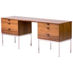Rosewood Desk / Vanity by Florence Knoll for Knoll International