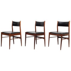 Rosewood Dining Chairs, 1960, Denmark