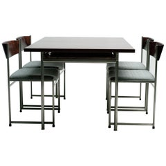 Rosewood Dining Set by Cees Braakman