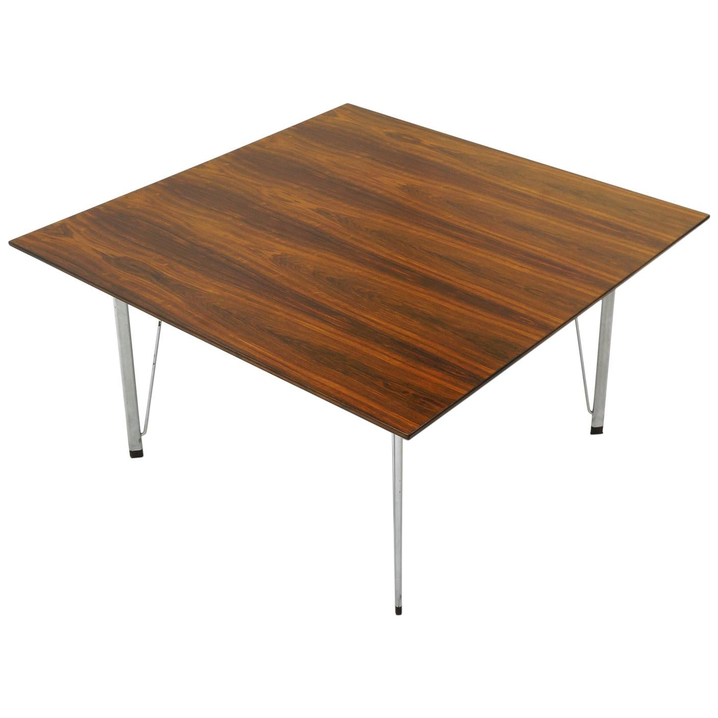 Rosewood Dining Table by Arne Jacobsen for Fritz Hansen