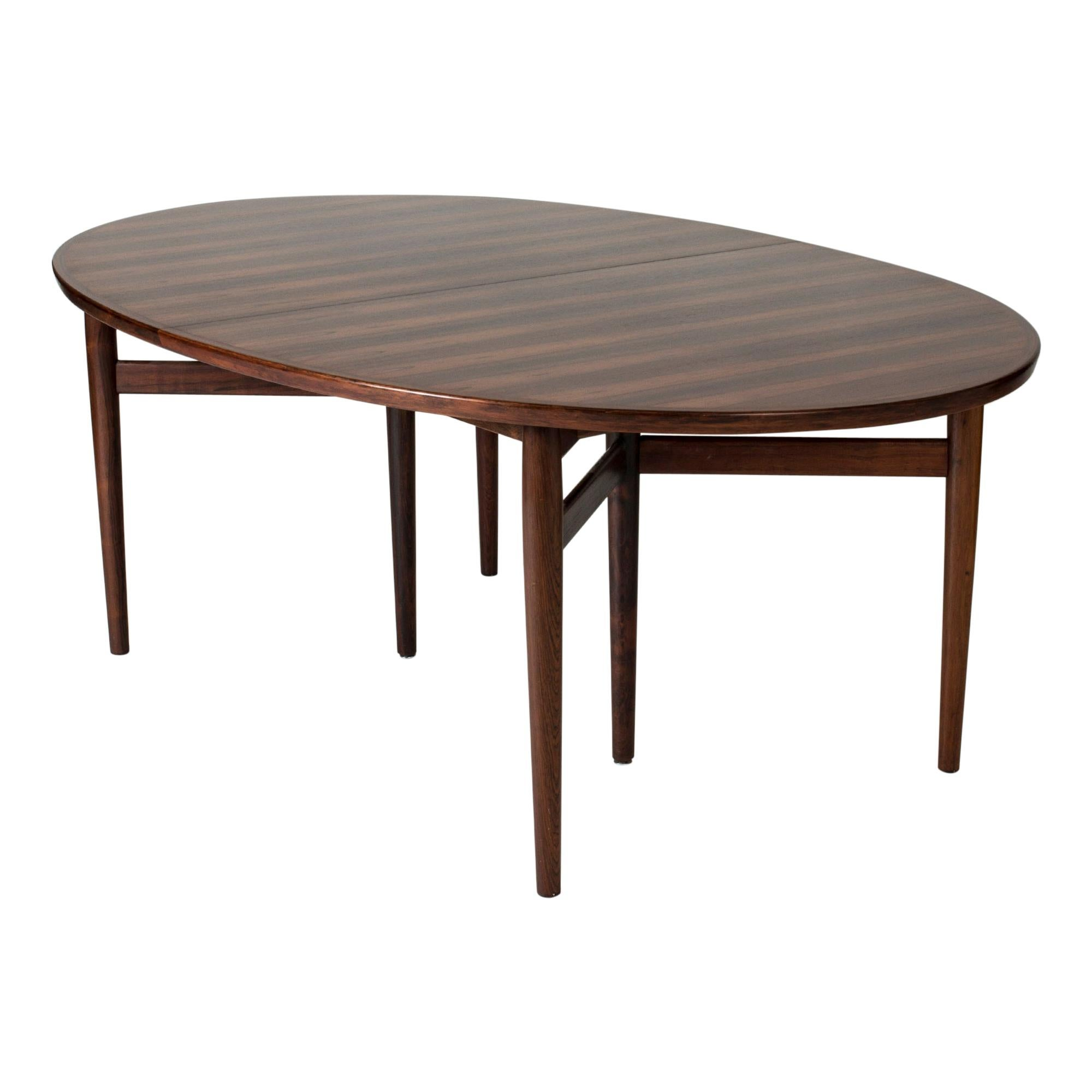 Rosewood Dining Table by Arne Vodder for Sibast, Denmark, 1960s